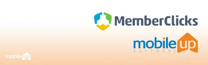 MemberClicks Partners with MobileUp Software, a Mobile App Development Company