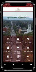 chamber of commerce app