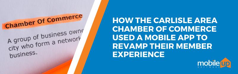 chamber of commerce mobile app
