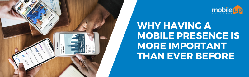 why organizations need a mobile app