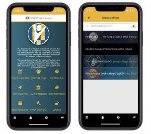 university mobile app